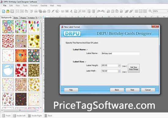 Windows 7 Birthday Card Designer Software 8.2.0.1 full