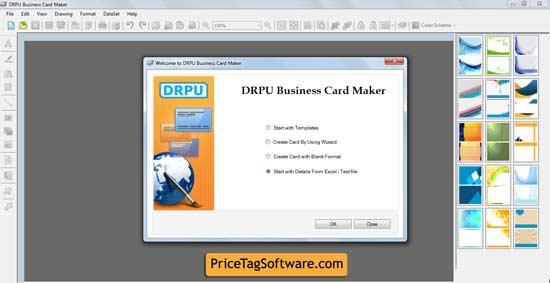 Windows 7 Software Business Card Designer 8.2.1.0 full